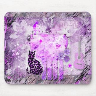 Purple Dream Mouse Pad