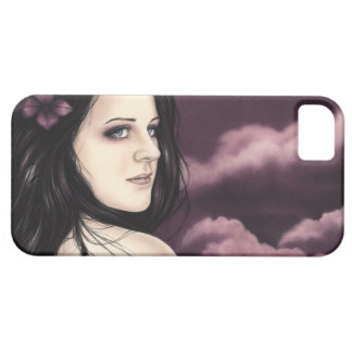 Purple Dreamland iPhone 5 Cover