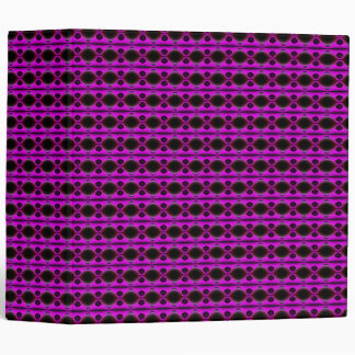 Purple Dreams Binder