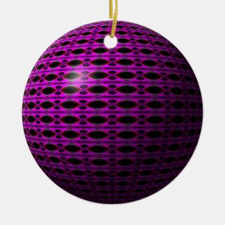 Purple Dreams Ornaments