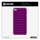 Purple Dreams Skin For The iPhone 4S