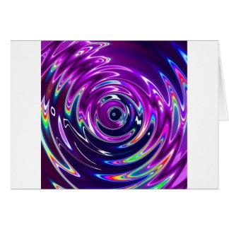 Purple Ecstacy Card