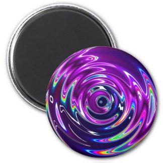 Purple Ecstacy Magnet