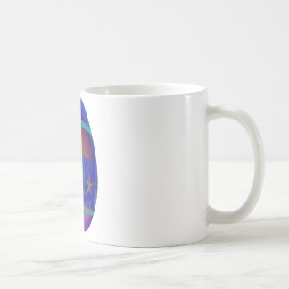 Purple Egg Coffee Mug
