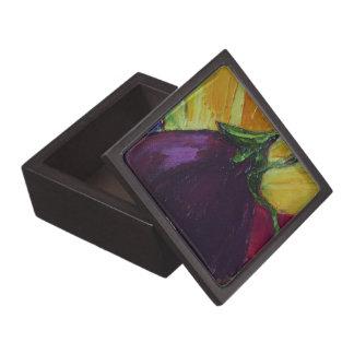 Purple Eggplant Gift Box
