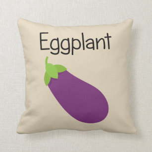 Eggplant Pillows - Decorative   Throw Pillows  7a351ae374