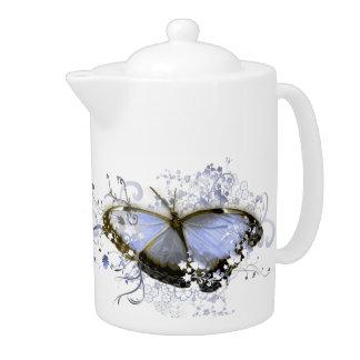 Purple Enchantment Teapot