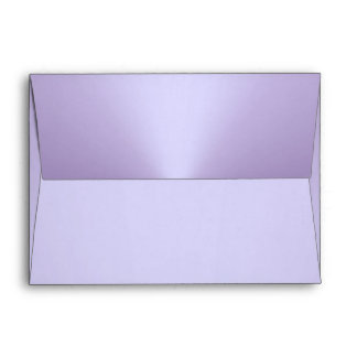 Purple Envelope 5 x 7