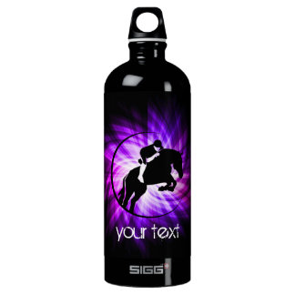 Purple Equestrian SIGG Traveler 1.0L Water Bottle