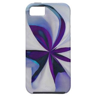 Purple Explosion iPhone 5 Cases