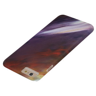 Purple Expressionist iPhone 6 case
