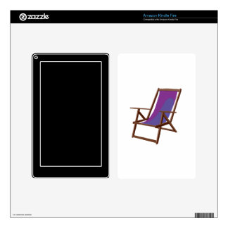 purple fabric beach chair.png kindle fire skins