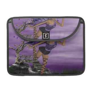 Purple Fae MacBook Pro Sleeves