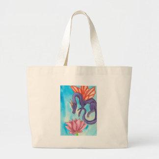 Purple Fairy Dragon Bags