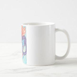 Purple Fairy Dragon Coffee Mug
