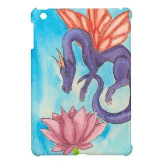 Purple Fairy Dragon Cover For The iPad Mini
