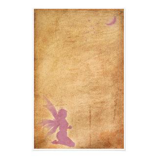 Purple Fairy Stationery