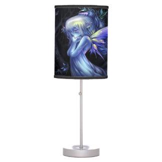 PURPLE FAIRY TABLE LAMP