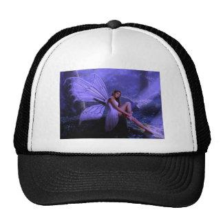 Purple Fairy Trucker Hat