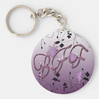 Purple Fairys Keychain