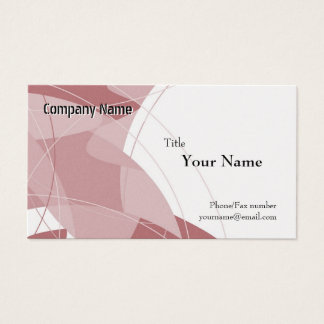 Purple Fantasy Business Card Templates