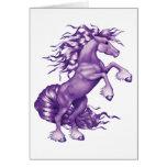 Purple Fantasy card Card