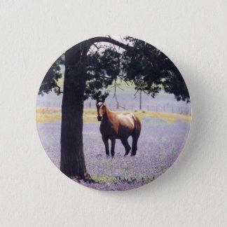 Purple Fields Button