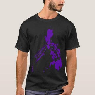 Purple Filipino Philippine Islands T-Shirt