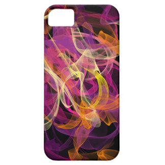 Purple fire iPhone SE/5/5s case