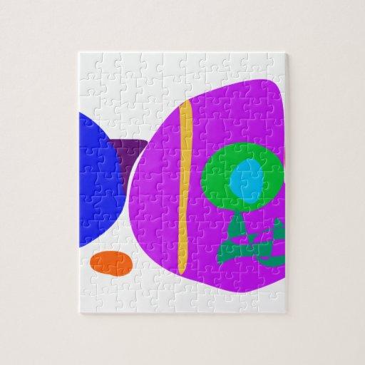 Purple Fish Puzzles