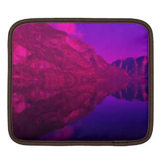 Purple Fjord iPad Sleeve