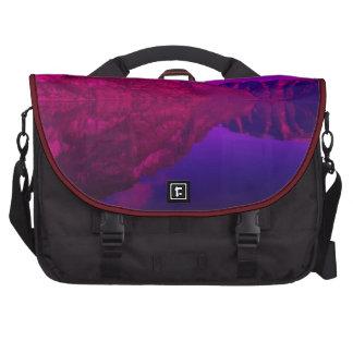 Purple Fjord Laptop Computer Bag
