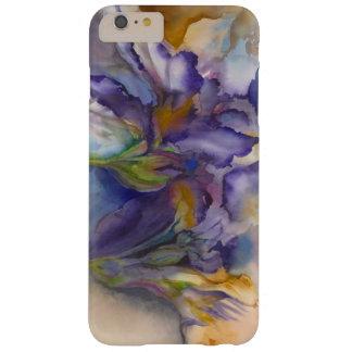 Purple Flame Barely There iPhone 6 Plus Case