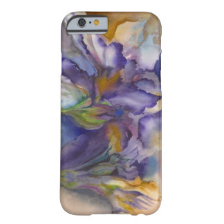 Purple Flame Barely There iPhone 6 Case