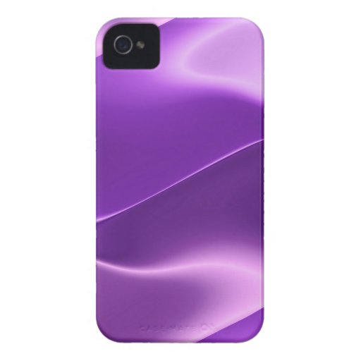 purple flame iPhone 4 case