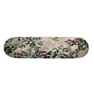 """""""Purple Floaters"""" JTG Art Skateboard"""