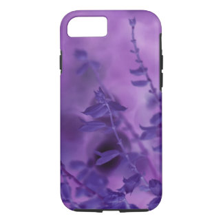 Purple Floral Photography iPhone 8/7 Case