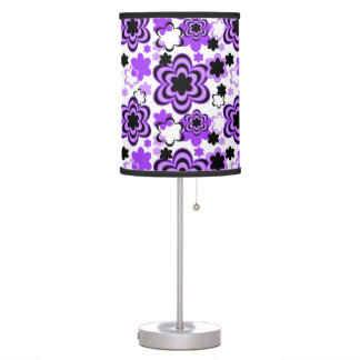 Teen girl table pendant lamps zazzle for Lamps for teenage rooms