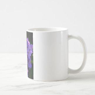 Purple Florettes Mug