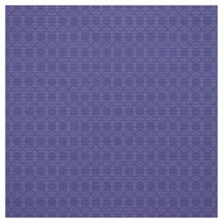 Purple Florish Fabric