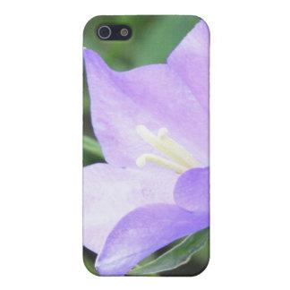 Purple Flower 4/4s iPhone SE/5/5s Case