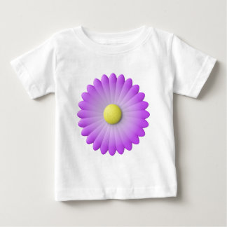 purple flower baby T-Shirt