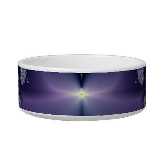 Purple Flower Bowl
