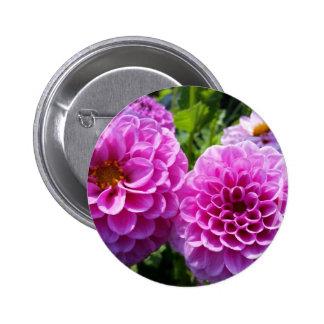 Purple Flower Pin