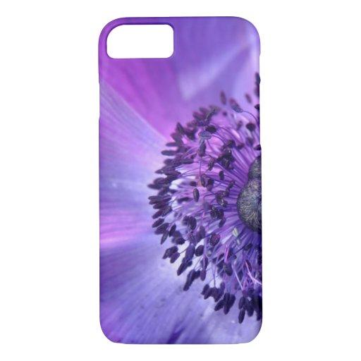 Purple flower iPhone 8/7 case