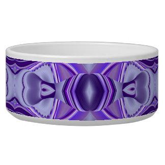 Purple Flower Dreams Dog Bowl