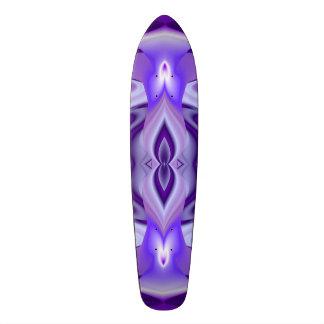 Purple Flower Dreams Skateboard