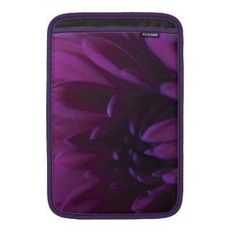 Purple Flower Sleeve For MacBook Air
