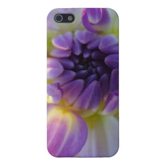 purple flower case for iPhone 5/5S