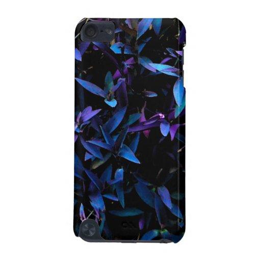 Purple Flower iPod Touch Case